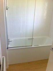 Example of bathroom refurbishment